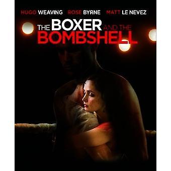 Boxer & the Bombshell (Aka the Tender Hook) [Blu-ray] USA import
