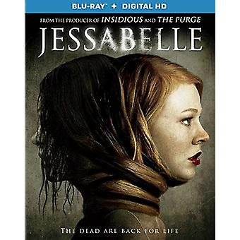 Jessabelle [BLU-RAY] USA import