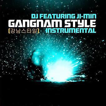 DJ Featuring Ji-Min - Gangnam stile (EP) [CD] USA importare