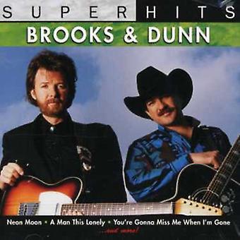 Brooks & Dunn - Super Hits [CD] USA import