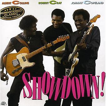Collins/Cray/Copel - Showdown! [CD] USA import