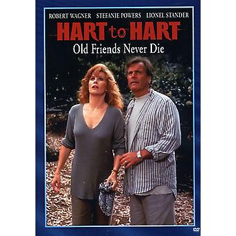 Hart to Hart: Old Friends Never Say Die [DVD] USA import
