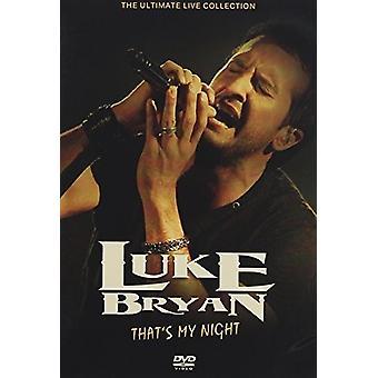Luke Bryan - das ist meine Nacht [DVD] USA import