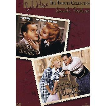 Bob Hope - My Favorite Blonde/Star Spangled Rhythm [DVD] USA import