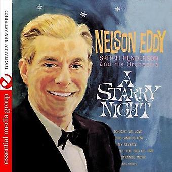 Nelson Eddy - Starry Night [CD] USA importerer