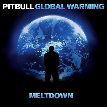 Pitbull - Global Warming Meltdown [Clean] [CD] USA import
