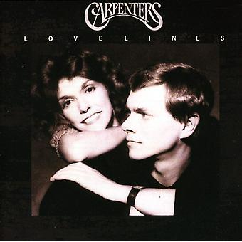 Carpenters - Lovelines [CD] USA import