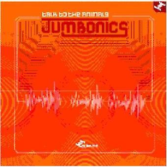 Jumbonics - tale med dyr [CD] USA importen