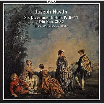 J. Haydn - Haydn: Zes Besuh [CD] USA import
