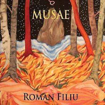 Roman Filiu - Musae [CD] USA import