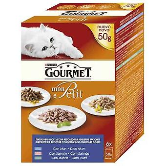 Gourmet Fish 300gr (Cats , Cat Food , Wet Food)