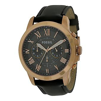 Fossiele (Open vak) Grant Mens Watch FS5085