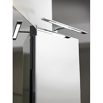 Eglo Imene Bathroom Satinated Glass Mirror Light