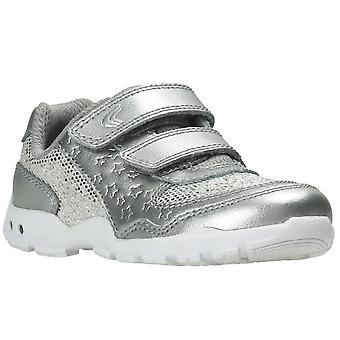 Clarks Brite Play Girls First Trainers