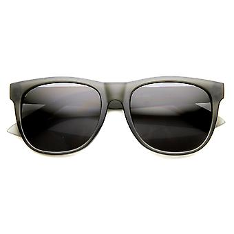 Designer inspireret grundform Super Horn kantede solbriller