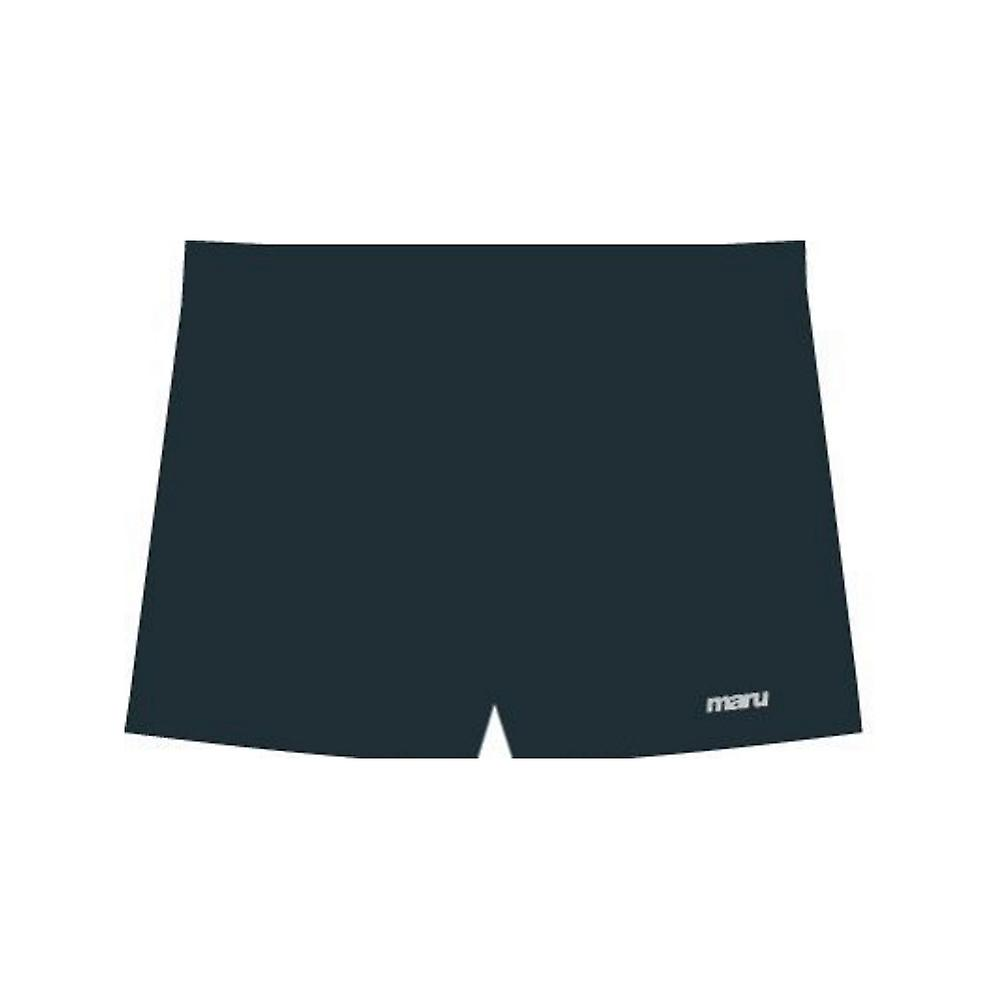 Maru Boys Pacer Swim Shorts - Black