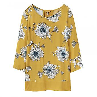 Joules Joules Leah Woven Printed Womens Top (X)