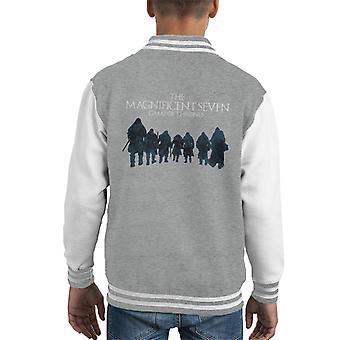 Game Of Thrones Magnificent Seven Kid Varsity Jacket