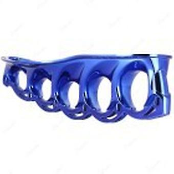 t-blade holder metallic blue