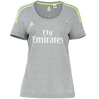 2015-2016 Real Madrid Adidas Womens auswärts Trikot