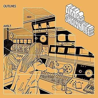 Am & Lee, Shawn - konturer [CD] USA import