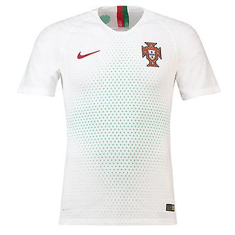 2018-2019 Portugal Away Nike Football Shirt