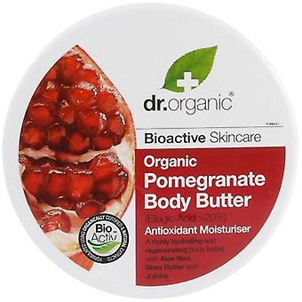 Dr. Organic Pomegranate Body Butter (Cosmetics , Body  , Moisturizers)