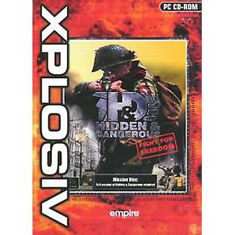 Dolda farliga kamp för frihet - Xplosive (PC CD)