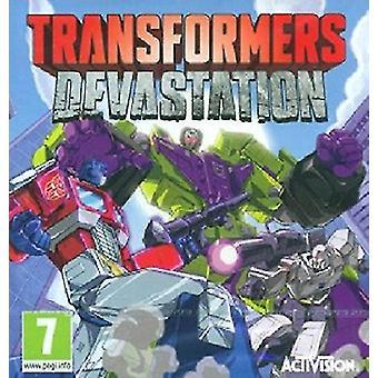 Transformatorer förödelse (Xbox 360)