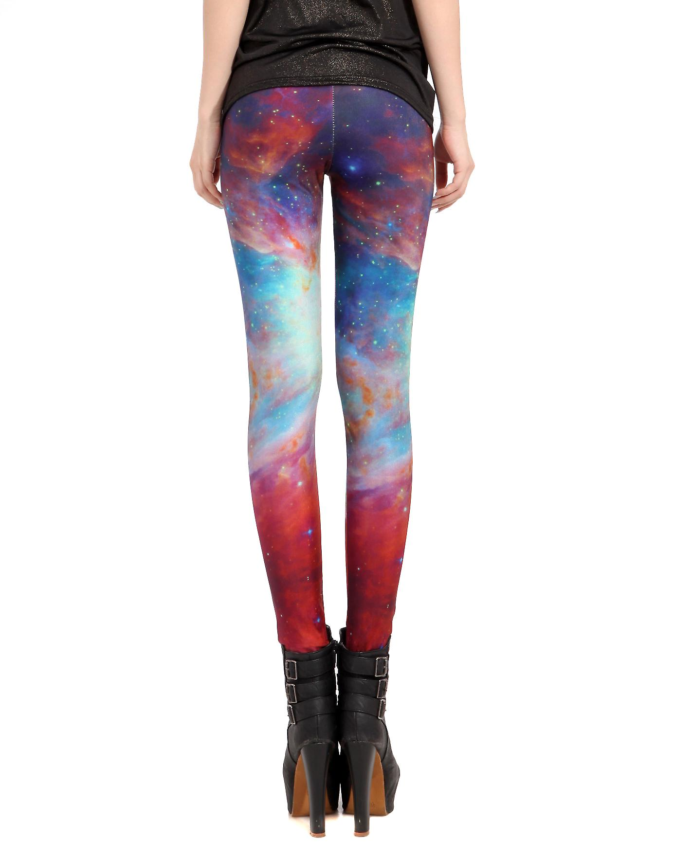 Waooh - Fashion - Leggings long fancy - multi Galaxie