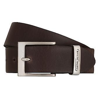 Camel active belts men's belts leather belt Brown 6813