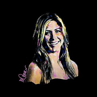 Sidney Maurer Original Portrait Of Jennifer Aniston Women's Vest