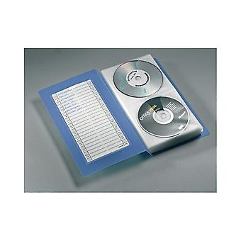 Esselte CD/DVD Storage book for 48 discs (fp about 48 PCs)