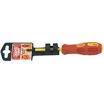 Draper 69221 Expert No.0 x 60mm Fully Insulated Cross Slot Screwdriver