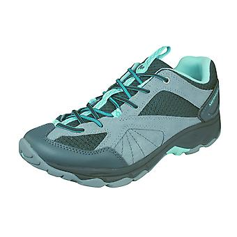 Womens Merrell Hiking Shoes Avian Light 2 Ventilator Walking Trainers - Grey