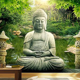 Wallpaper - Buddha's garden