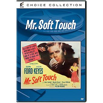 Mr. Soft Touch [DVD] USA import