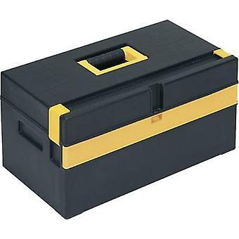 Tool box (leer) Alutec 56560 Kunststoff schwarz, gelb