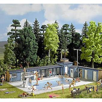 Busch 1433 H0 Outdoor Swimming Pool Assembly kit