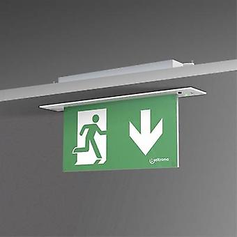 Beltrona MEXM7.25.06 Escape route lighting Ceiling recess-mount