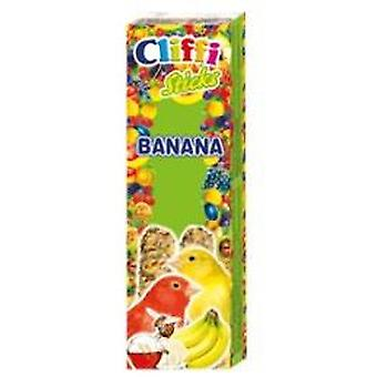 Cliffi Canary Egg Sticks / honey 2Pz/60Gr.cliffi (Birds , Bird Treats)