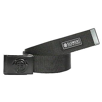 Element Web Belt With Bottle Opener ~ Beyond black