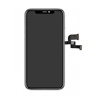 Stuff Certified ® iPhone X Display (LCD + Touch Screen + Parts) A + Quality - Black