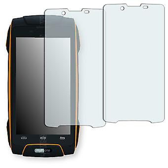 myPhone hammer AXE display protector - Golebo crystal clear protection film