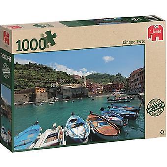 Jumbo puzzel Cinque Terre 1000pc