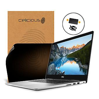 Celicious Privacy 2-Way Anti-Spy Filter Screen Protector Film Compatible with Dell Inspiron 15 7580