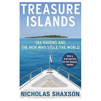 宝物島 - タックスヘイブンと Nicho によって世界を盗んだ男性