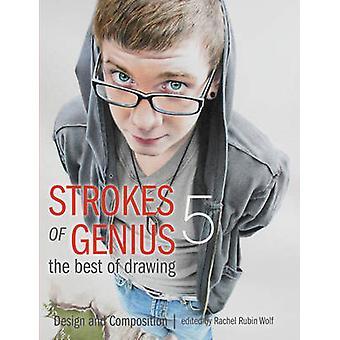 Drag av Genius 5 - bäst av ritning - Design och sammansättning av