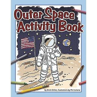 Weltraum-Aufgabenbuch von Brett Ortler - 9781591937081 Buch