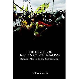 Stigende hinduistiske autoritære - verdslige krav - fælles Realiti